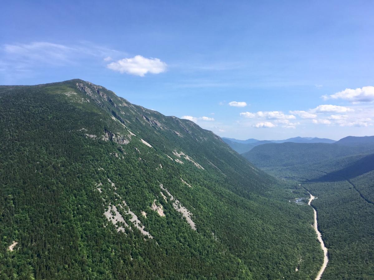Solo Mt. Avalon & Mt. Willard plus a hikinganniversary