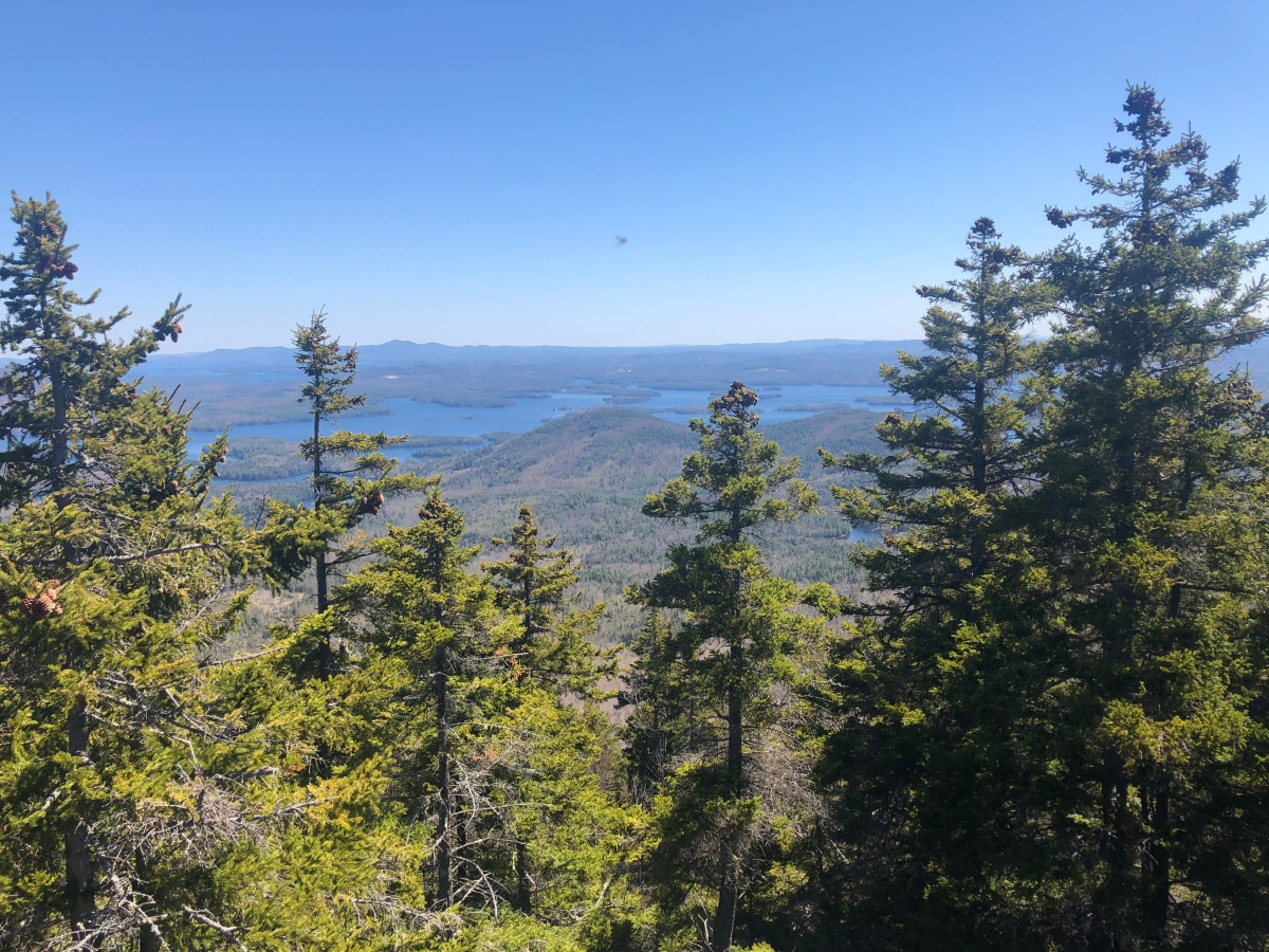 Squam Range Traverse – 5/14/20
